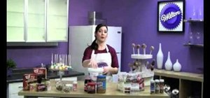 Add flavor to cake pops using cake mix, peanut butter and Jello