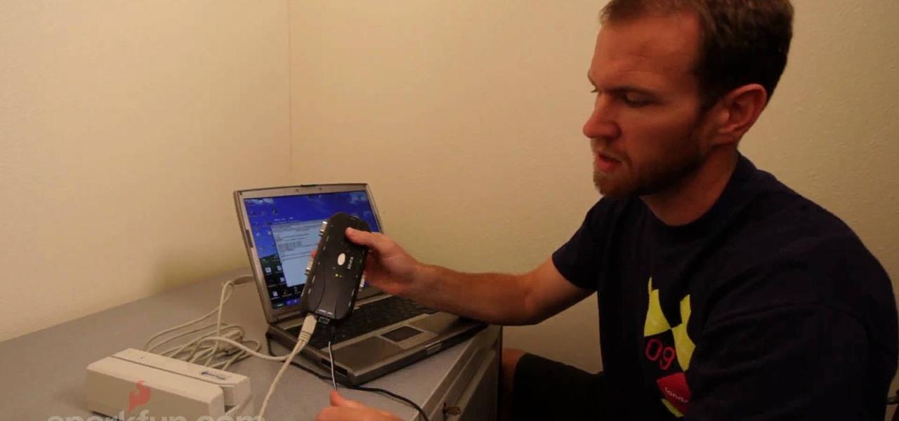 Magnetic card reader sen-11096 sparkfun electronics.