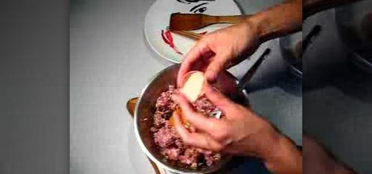 Make Authentic Chinese Dumpling Pork Filling