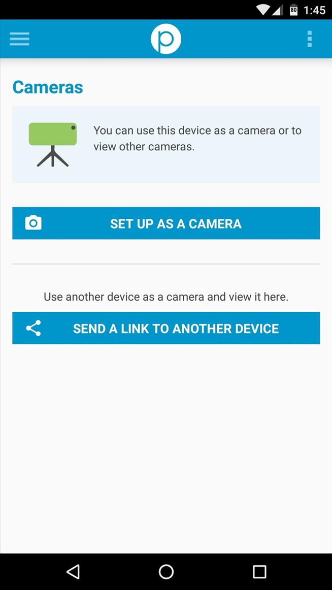 How to Turn an Old Android into a Free Nest Cam