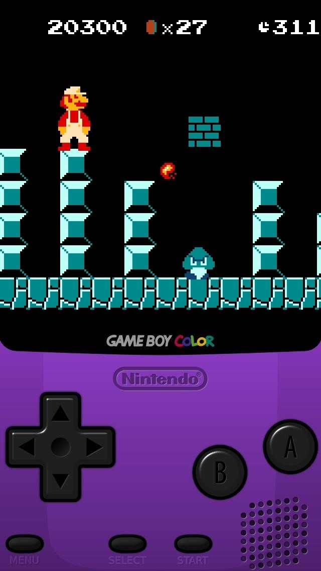 How to play game boy advance amp game boy color games on your ipad or