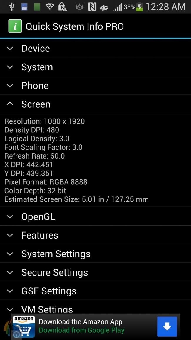 """New Leaked Screenshots of the Samsung Galaxy S4 Confirm """"Smart"""" Features and More!"""
