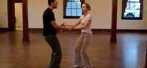 Dance the open-position Jitterbug