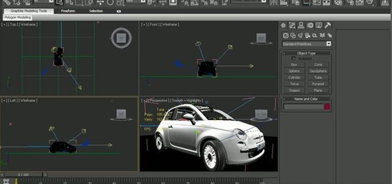 How to Use Layers in 3D Studio Max 2010 « Autodesk 3ds Max ...