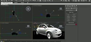 Use Layers in 3D Studio Max 2010