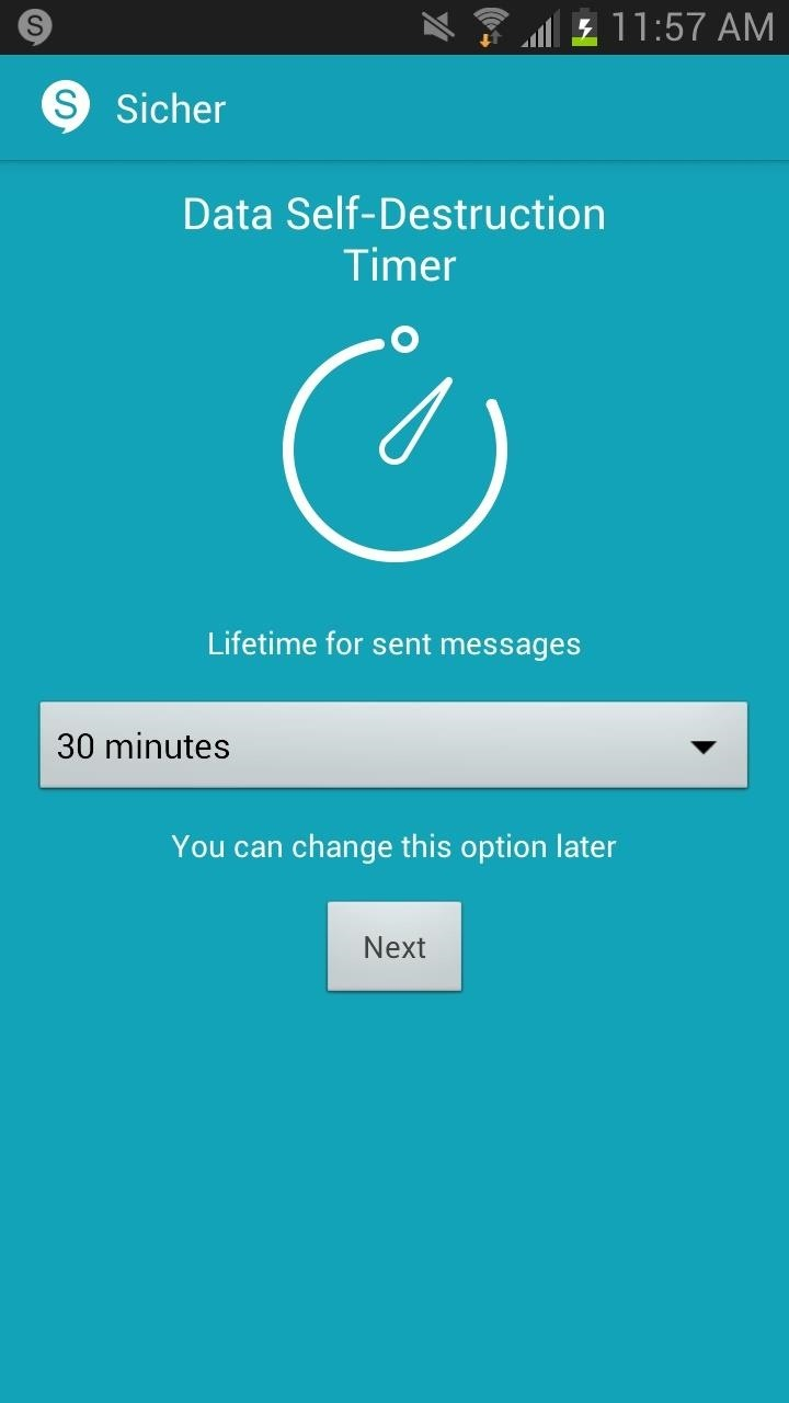 How to Send Encrypted Self-Destructing Messages on Your Galaxy Note 2