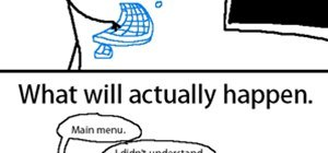 Kinect Comic