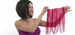 Get instant color highlights with hair extensions