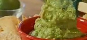 Make Guacamole with Hubert Keller