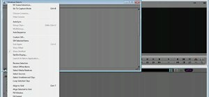 Set up & organize a project in Avid Media Composer 5