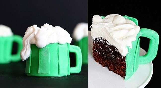 Skip the Green Beer & Indulge in These 8 Desserts for St. Patrick's Day