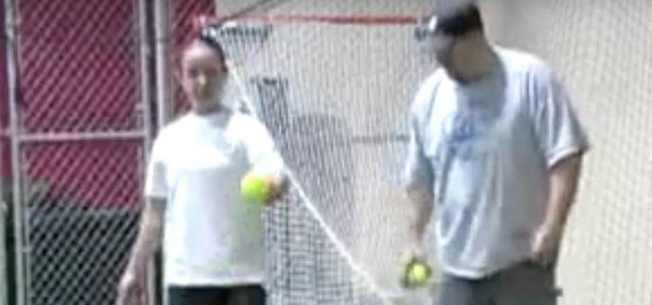 Practice Advanced Skills for Softball Pitching
