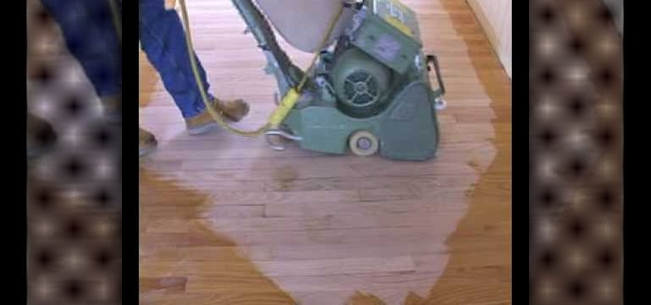 How to repair a stain damaged floor construction for How to clean a garage floor without water