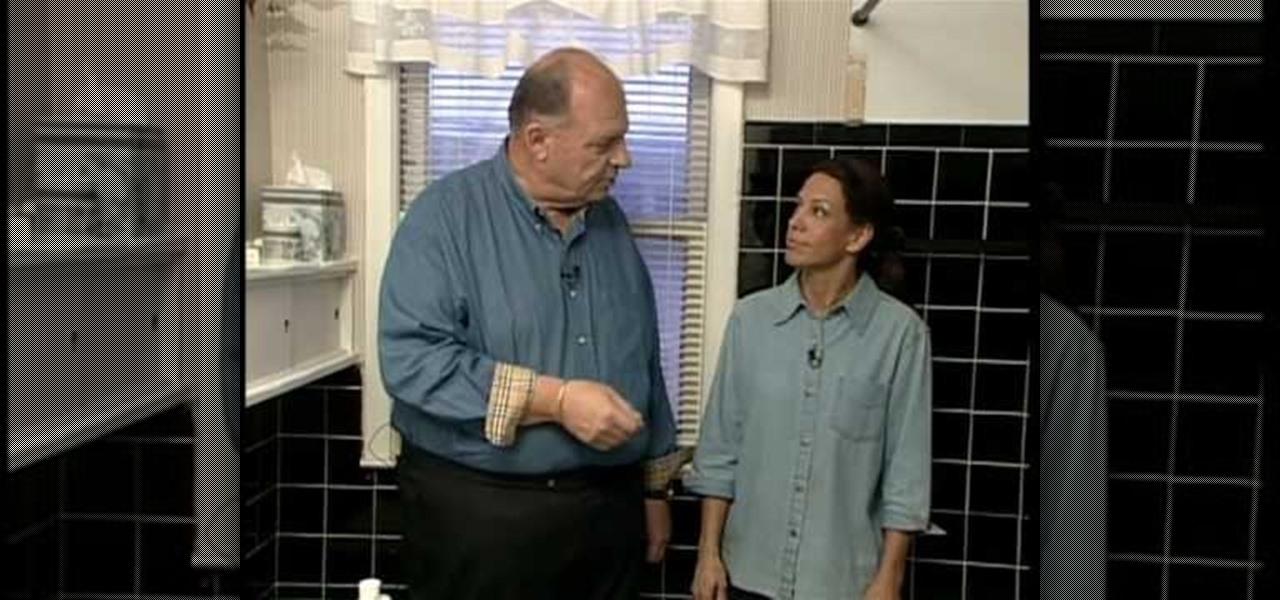 How to Replace bathtub caulk with the Master Handyman ...