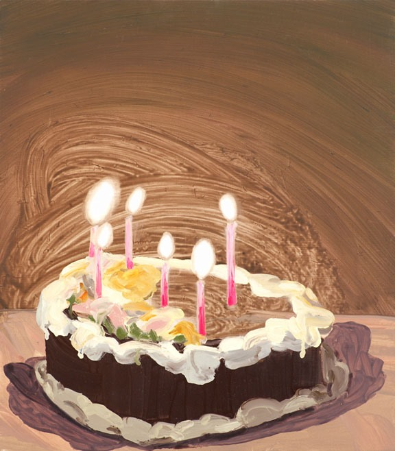 Let's Paint Pictures of Cake