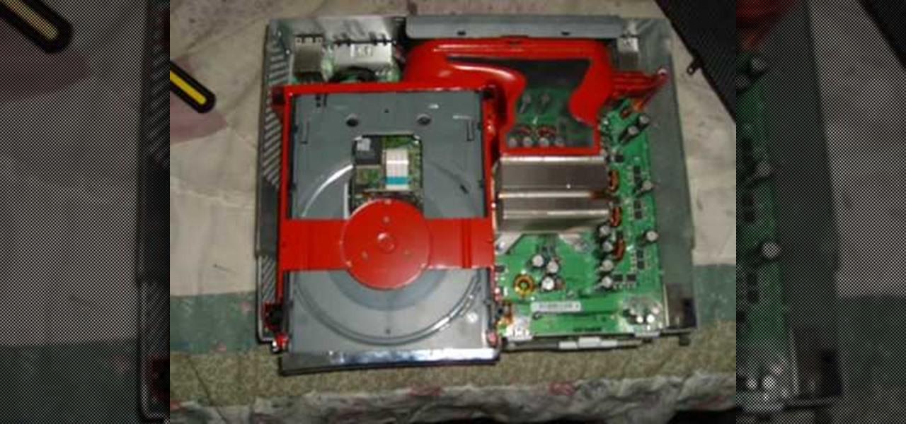 How to custom cut your xbox 360 disc drive « xbox 360:: wonderhowto.