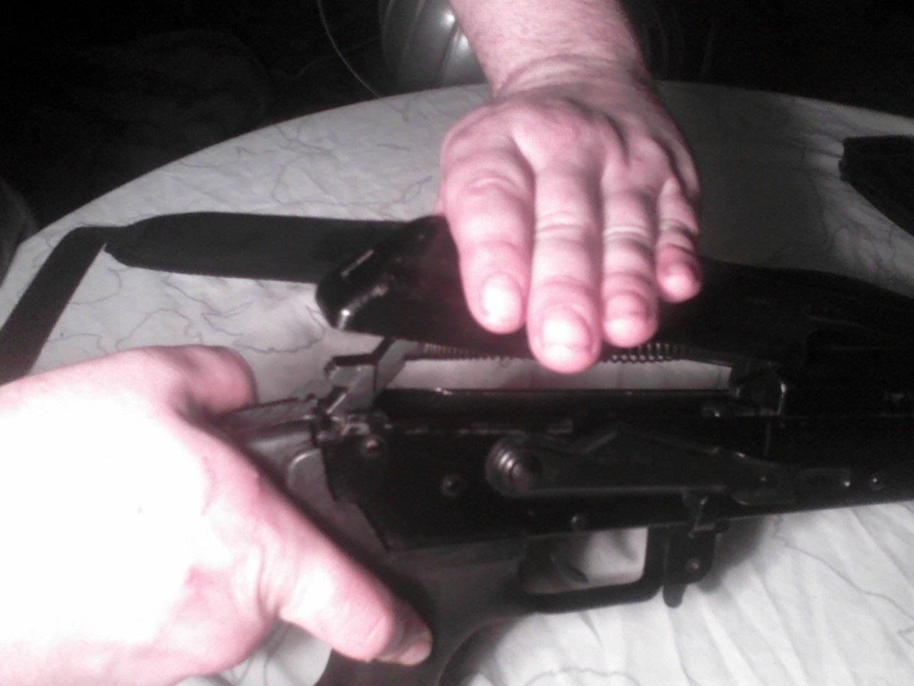 How to Clean an AK-47