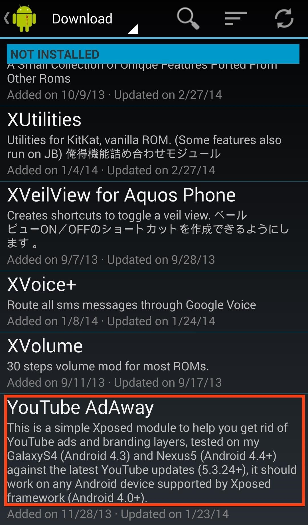 How to Get Rid of Annoying YouTube Ads on Your HTC One