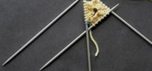 Knit on Double Pointed Needles