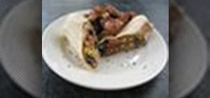 Make restaurant-quality breakfast wraps at home