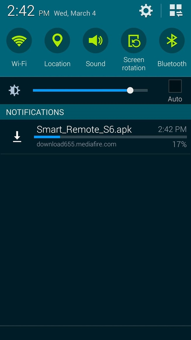 Ge the New 'Smart Remote' App from the Samsung Galaxy S6 on Any Galaxy Device