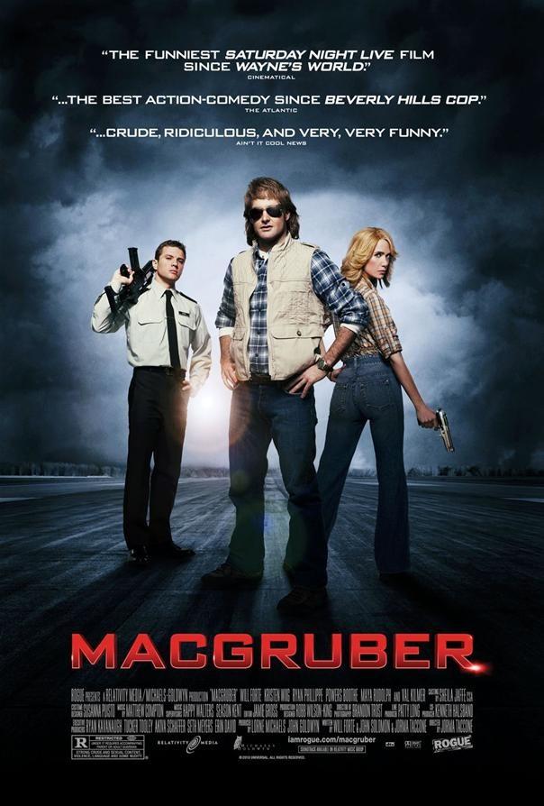 Mac Gruber