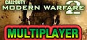 Move about the multiplayer map Crash in Modern Warfare 2