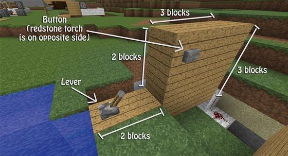 Build a boat dock minecraft   Jully