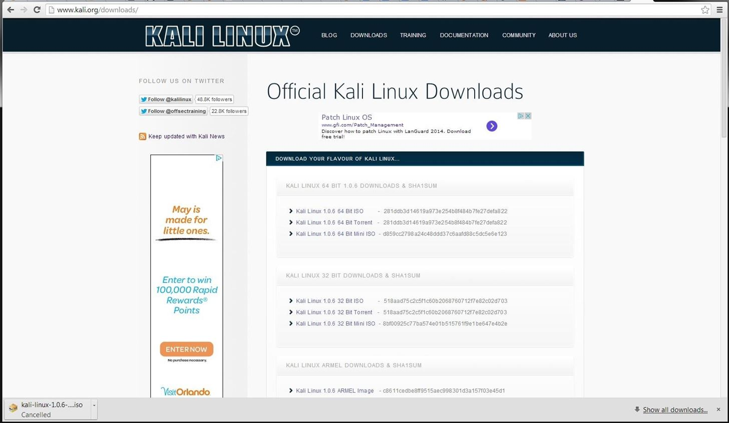 How to Get Started with Kali Linux (2014 Version)