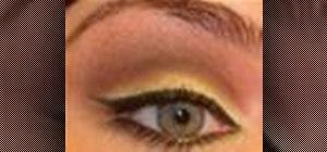 Apply a MAC Barbie eye makeup look