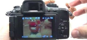 Format a memory card with a Panasonic G1 or GH1 camera