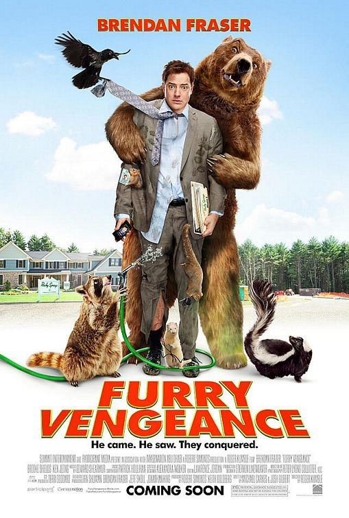 Furry Vengence