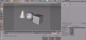 Use and work with scripts in MAXON Cinema 4D