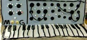 Synth Cakes Are Awesome