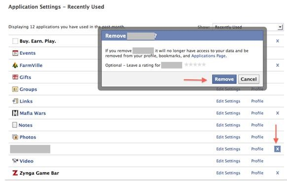 How to remove scams, spams, and stuff you just don't want or need on your Facebook anymore!