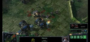 Use Terran Ghost sniper units effectively in StarCraft 2
