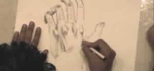 Draw a hand