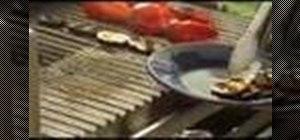 Grill Argentine filet mignon