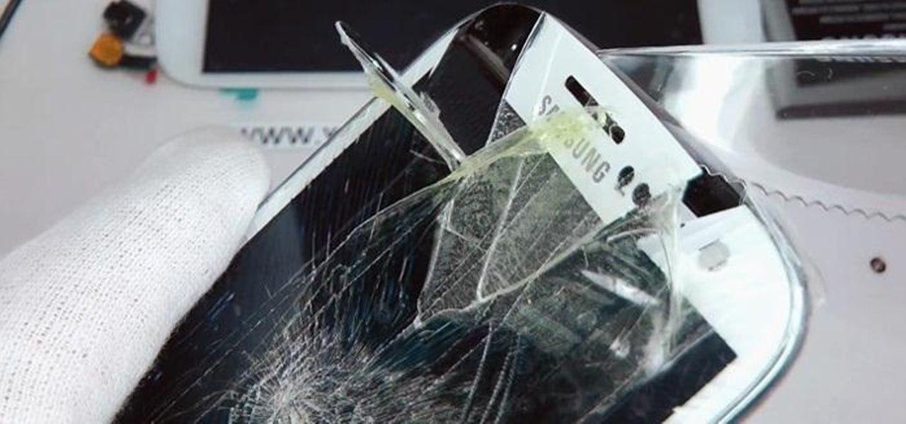 Iphone Cracked Screen, Mobile Phone Repair -Newcastle