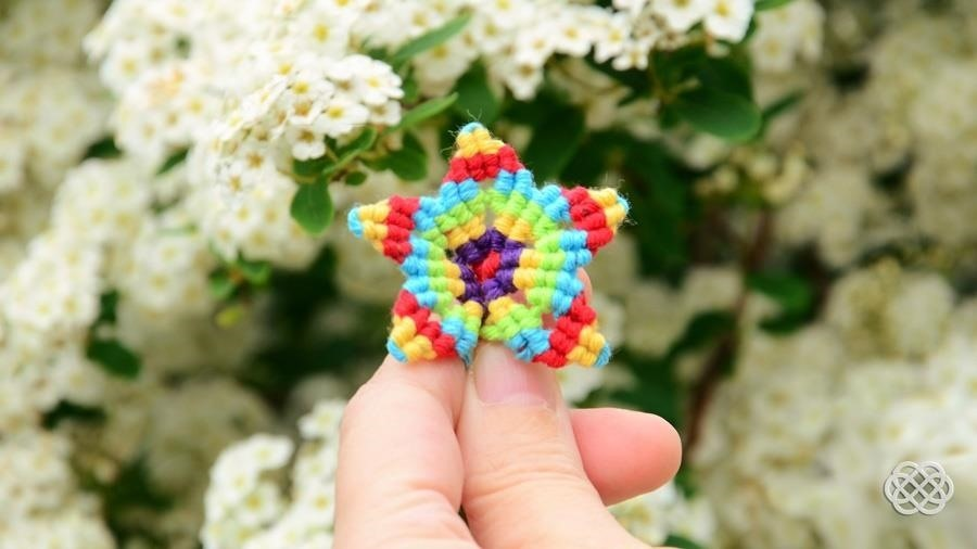 How to Make a Star Flower