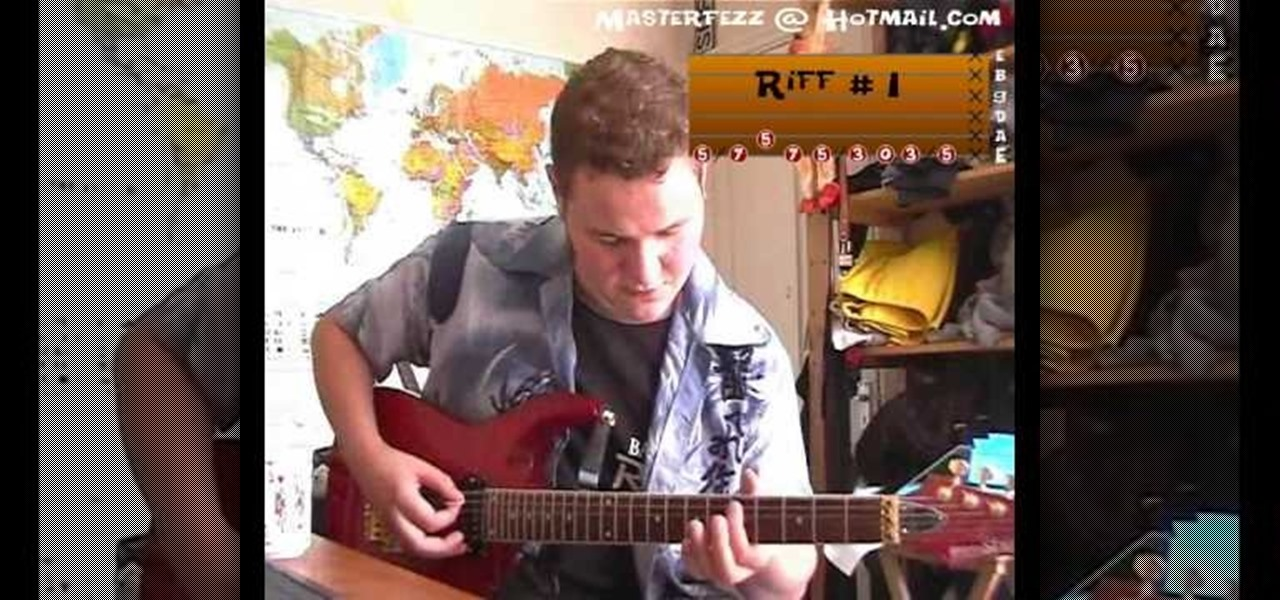 How to Play Jack Johnson\'s \