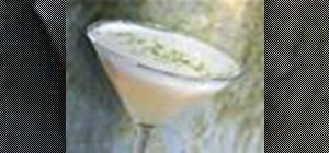 Make a rosemary sour cocktail drink