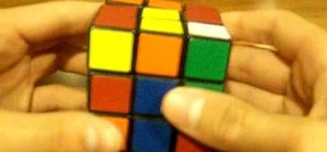 Solve the Rubik's Cube fast with fingertricks