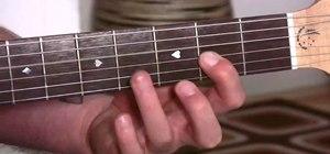 Play 12-bar Blues style guitar