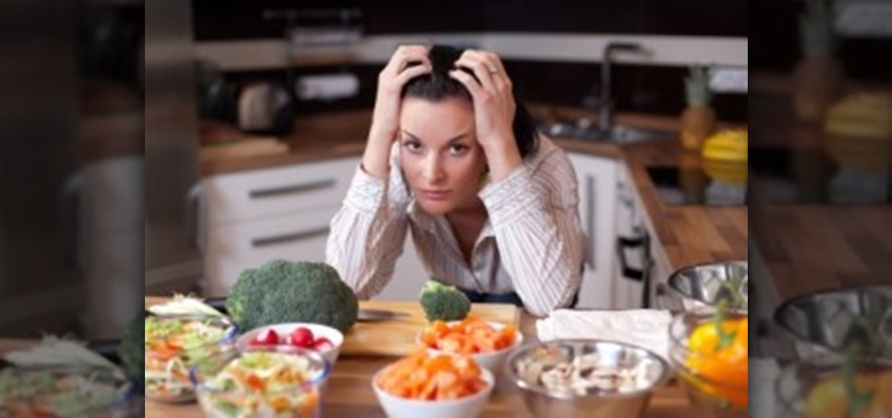 Avoid Anxiety Using Food