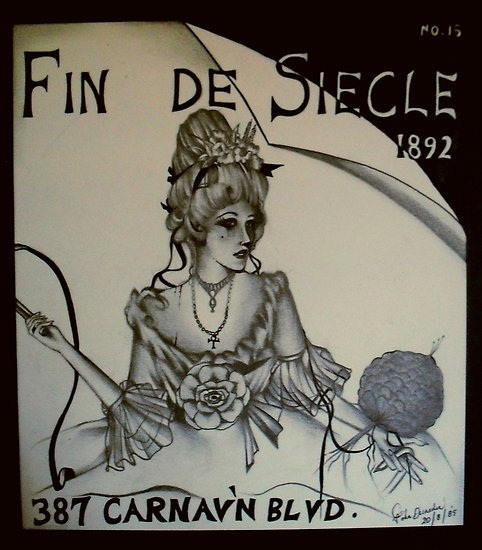 End of the Century: The Fin De Siecle's Role in Steampunk