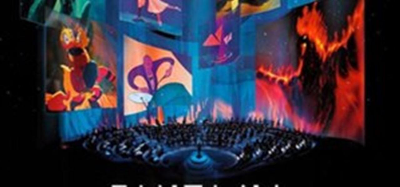 Movie Posters 2000: Fantasia 2000 (2000) « Movie Poster Design