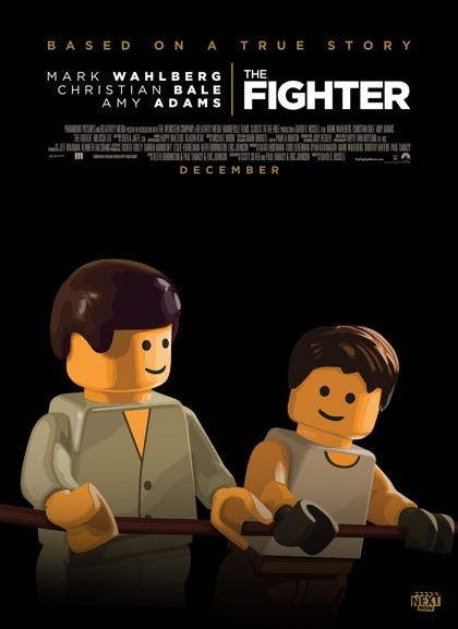 Oscar Nominees in LEGO