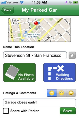 """How to Locate Free Parking Spots with Streetline's """"Parker"""" App"""