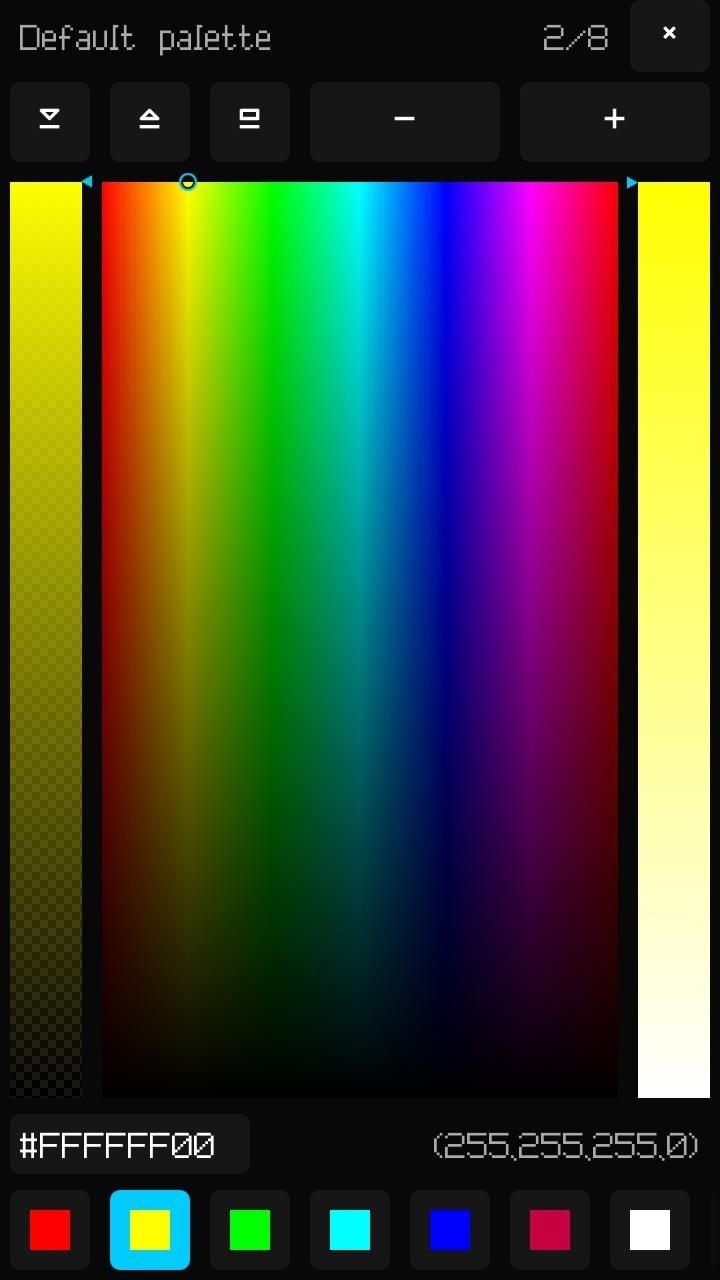 how to create pixel art